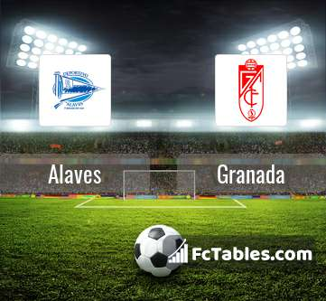 Podgląd zdjęcia Alaves - Granada