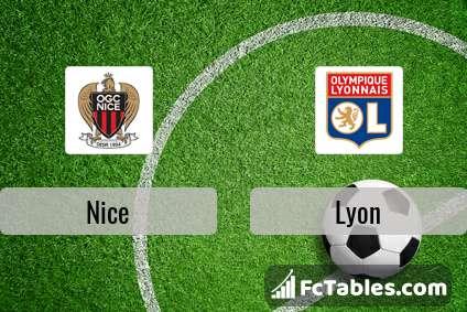 Preview image Nice - Lyon
