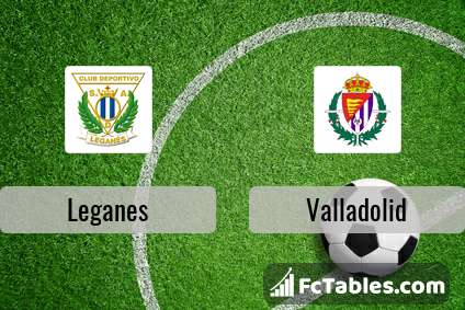 Preview image Leganes - Valladolid