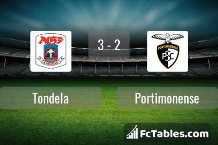 Preview image Tondela - Portimonense