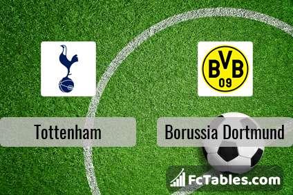 Anteprima della foto Tottenham Hotspur - Borussia Dortmund