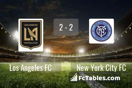 Podgląd zdjęcia Los Angeles FC - New York City FC