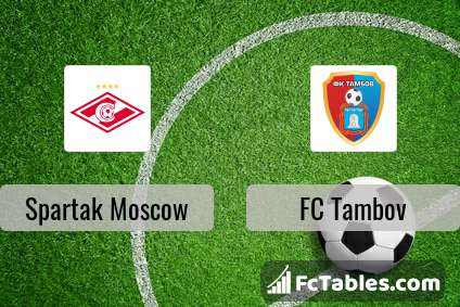Preview image Spartak Moscow - FC Tambov