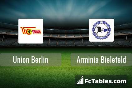 Union Berlin Vs Arminia Bielefeld H2h 22 Feb 2019 Head To