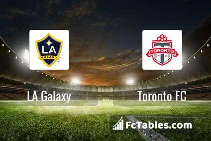 Preview image LA Galaxy - Toronto FC