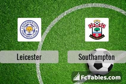 Anteprima della foto Leicester City - Southampton