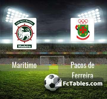 Preview image Maritimo - Pacos de Ferreira