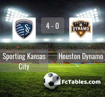 Preview image Sporting Kansas City - Houston Dynamo