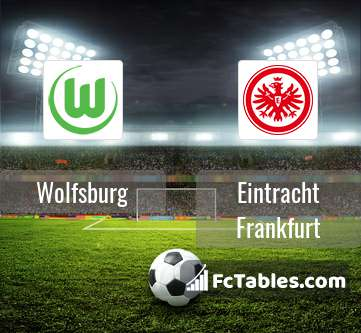 Anteprima della foto Wolfsburg - Eintracht Frankfurt