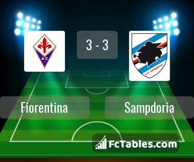 Preview image Fiorentina - Sampdoria