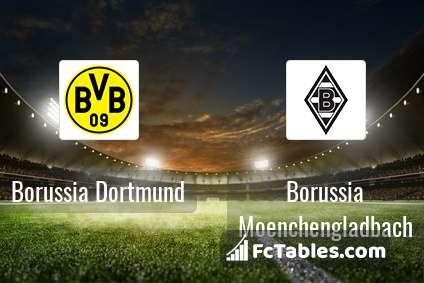Podgląd zdjęcia Borussia Dortmund - Borussia M'gladbach