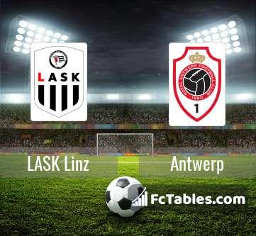 Preview image LASK Linz - Antwerp