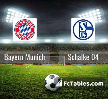 Preview image Bayern Munich - Schalke 04