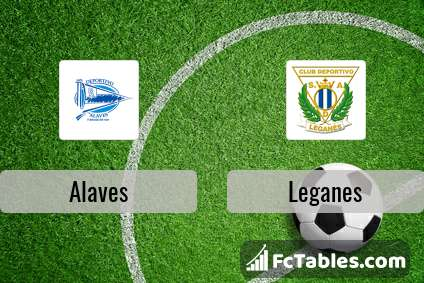 Preview image Alaves - Leganes