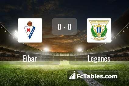 Preview image Eibar - Leganes