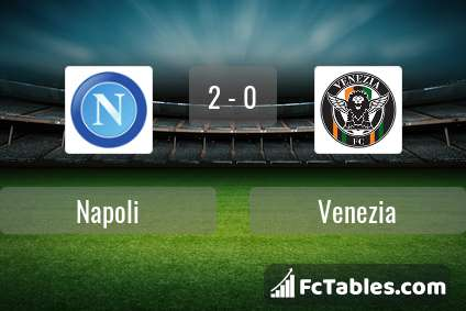 Preview image Napoli - Venezia