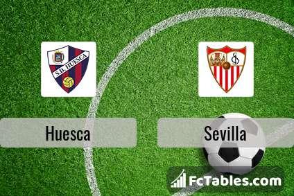 Preview image Huesca - Sevilla