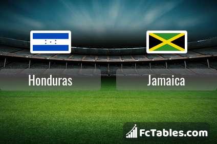 Preview image Honduras - Jamaica