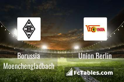 Preview image Borussia Moenchengladbach - Union Berlin