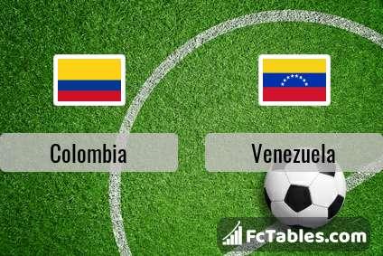 Preview image Colombia - Venezuela