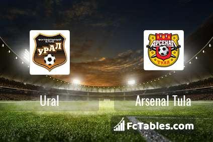 Preview image Ural - Arsenal Tula