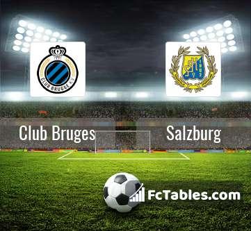 Anteprima della foto Club Brugge - Salzburg