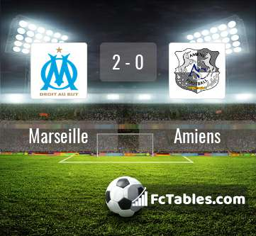 Preview image Marseille - Amiens