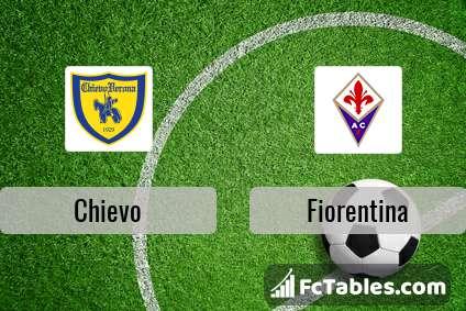 Preview image Chievo - Fiorentina