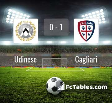 Preview image Udinese - Cagliari