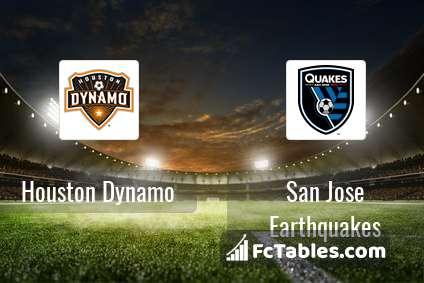 Anteprima della foto Houston Dynamo - San Jose Earthquakes