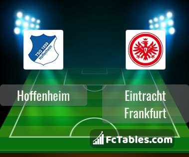 Preview image Hoffenheim - Eintracht Frankfurt