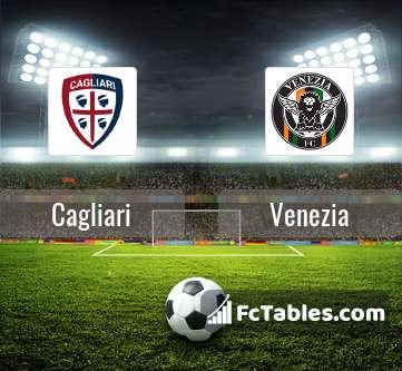 Preview image Cagliari - Venezia