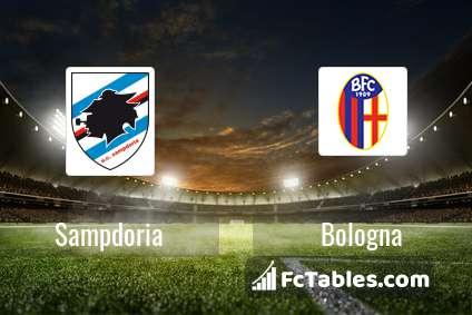 Preview image Sampdoria - Bologna