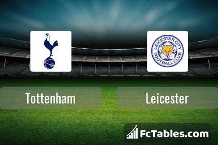 Anteprima della foto Tottenham Hotspur - Leicester City