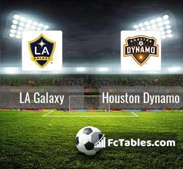 Preview image LA Galaxy - Houston Dynamo
