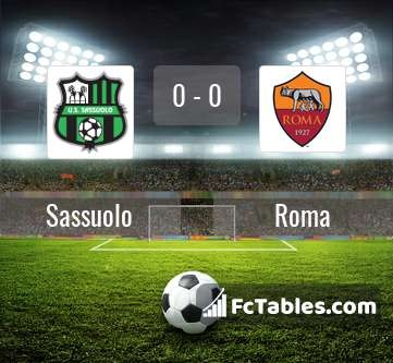 Preview image Sassuolo - Roma