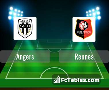 Preview image Angers - Rennes