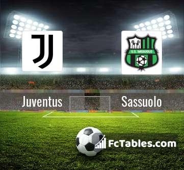 Preview image Juventus - Sassuolo