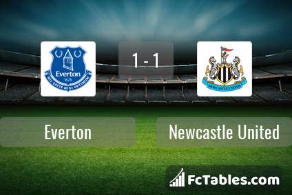 Preview image Everton - Newcastle United