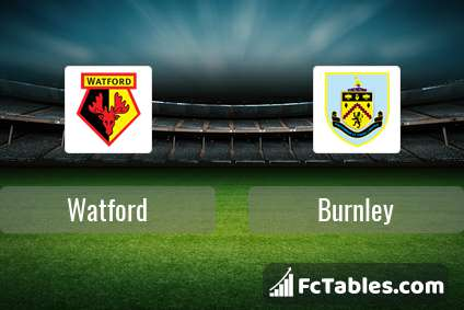 Preview image Watford - Burnley