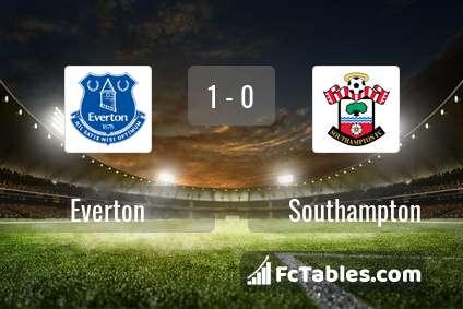 Anteprima della foto Everton - Southampton