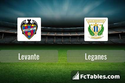 Preview image Levante - Leganes