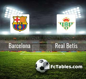 Preview image Barcelona - Real Betis