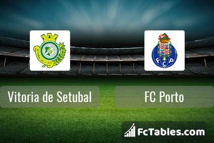 Anteprima della foto Vitoria de Setubal - FC Porto