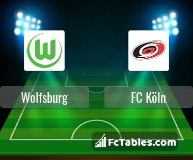 Preview image Wolfsburg - FC Köln