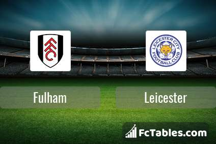 Preview image Fulham - Leicester