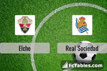 Preview image Elche - Real Sociedad