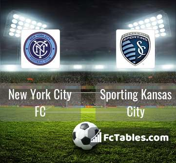 Podgląd zdjęcia New York City FC - Sporting Kansas City