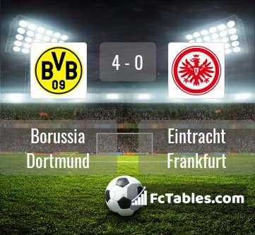 Preview image Borussia Dortmund - Eintracht Frankfurt
