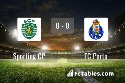 Preview image Sporting CP - FC Porto